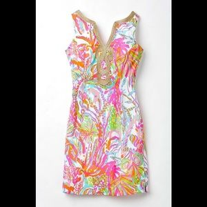 Lilly Pulitzer Shift Dress NWOT